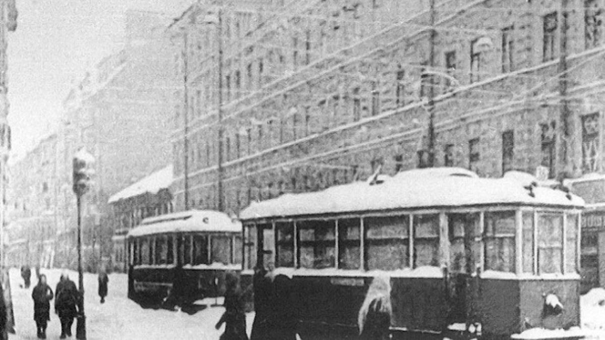 "Картинки по запросу ""война трамваи ленинград"""